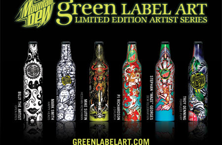 Mountain Dew & Complex Media's Partnership Evolves Green Label Platform