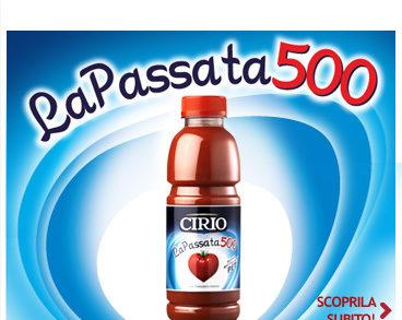 A World First – Passata in a PET Bottle