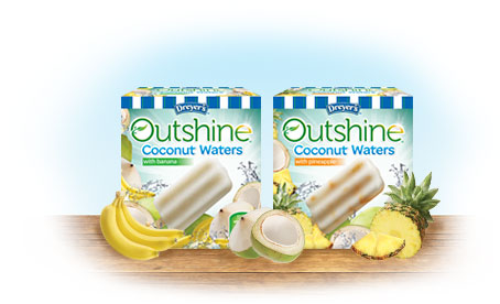 Nestle Dreyer's Introduces USA's First National Coconut Water Bars