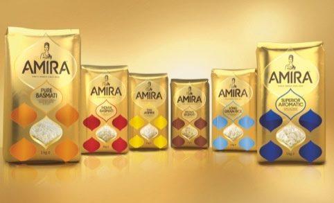 Bulletproof Creates New Branding For Amira Rice