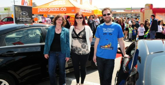 Pizza Pizza Gives Away Three New Cars as Part of Scratch and Win Campaign