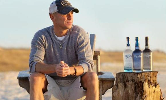Kenny Chesney Rolls Out Blue Chair Bay Rum With 18-City Party Series
