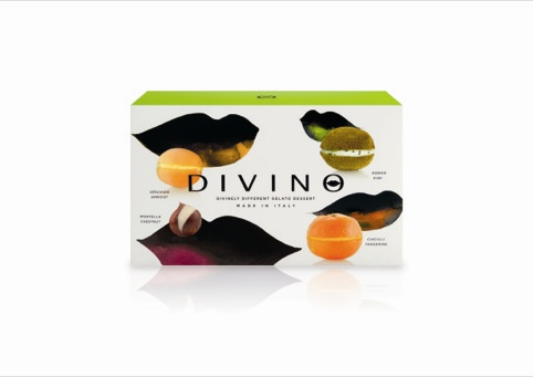 Lewis Moberly's Divino Dessert Branding