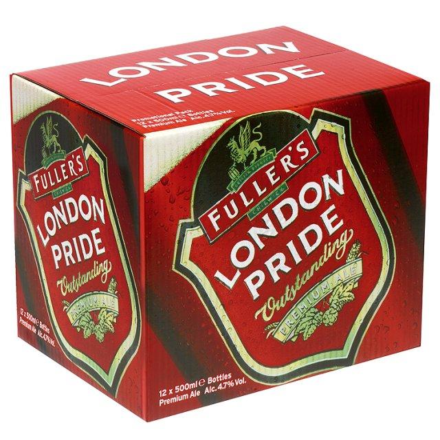 London Pride Gets New Look Courtesy JKR