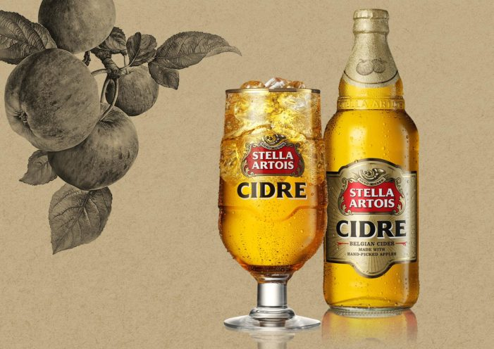 Stella Artois Uncorks 'Stella Artois Cidre' in the United States on May 13