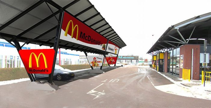 McDonald's New Master Plan for a More Eco-Friendly Identity