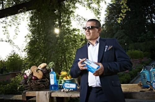 Bombay Sapphire Name Matteo Vanzi World's Most Imaginative Bartender