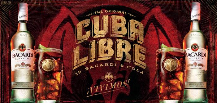 Bacardi Rum's New Marketing Campaign Celebrates Rich Cuban Heritage
