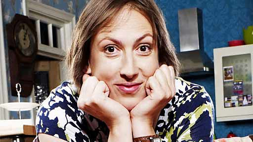 Miranda Hart Is the UK's Favourite Celebrity to Share a Meal With