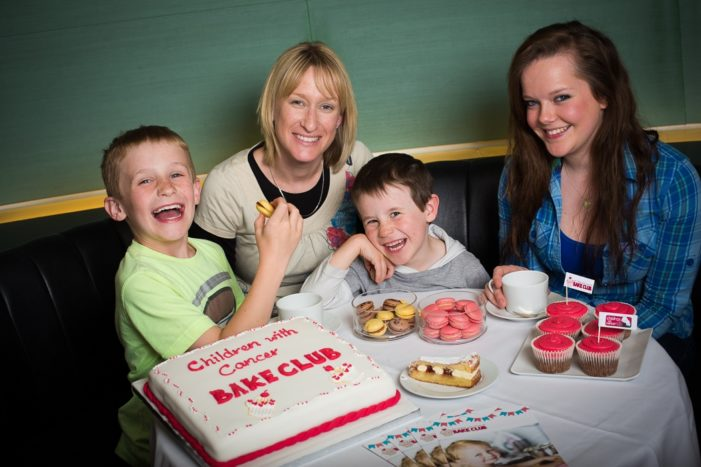 Bake Club Raises Dough to Save Young Lives