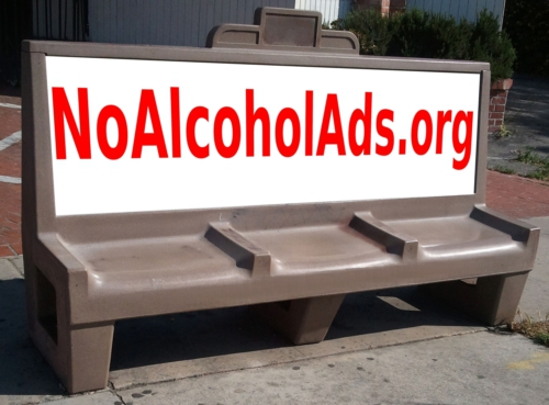 LA Council Public Safety Committee Moves to Ban Alcohol Ads From Public Property