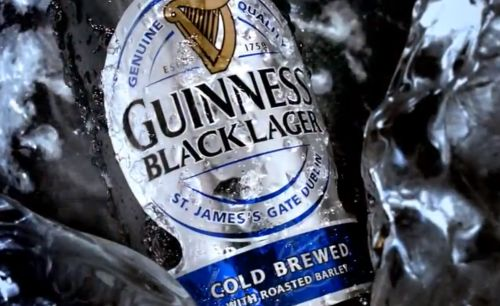 The Guinness Brand Introduces New Lager to Canada
