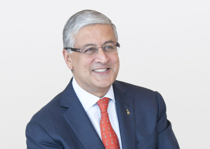 Diageo Appointment Ivan Menezes As CEO From July 2013