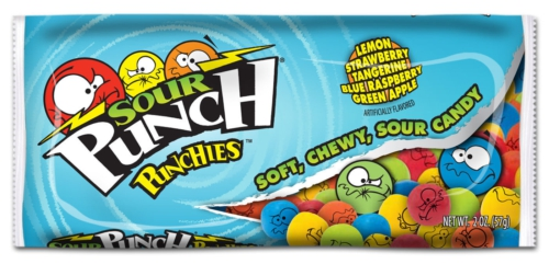 Sour Punch Bring Characters to Life with Punchies