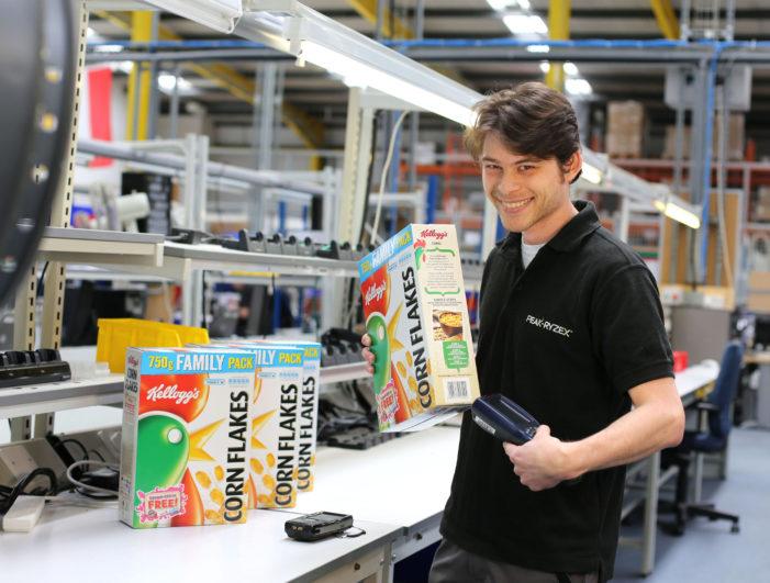 Peak-Ryzex Provides Cereal Success for Kellogg's Corn Flake
