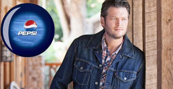 "Blake Shelton & Pepsi Invite Fans To Have An ""Iconic Summer"""