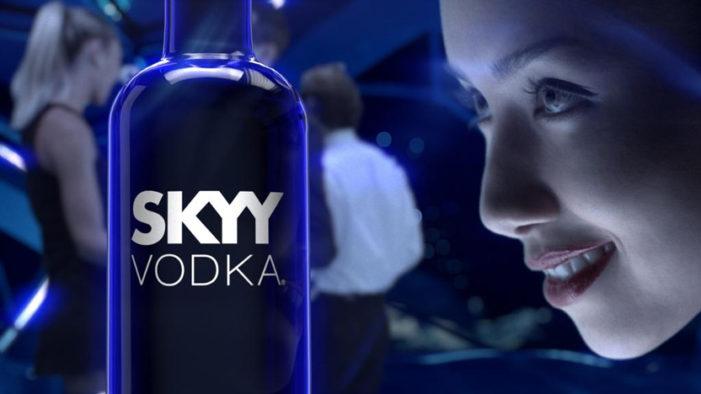 SKYY Vodka Debuts American Beauty Bottle Designed By L*SPACE Swim