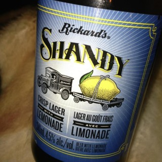 Rickard's Shandy Makes a Splash with Canadians Looking to Beat the Heat
