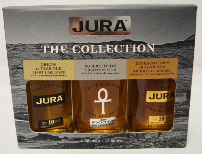The Union Gives Jura Whisky Mystic Refresh