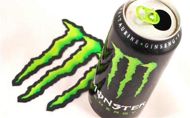Monster Energy Drink Sued In US Over Children's Marketing