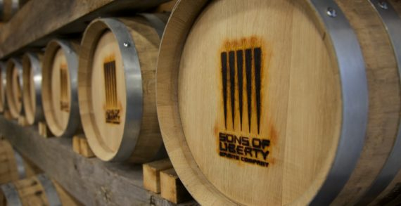 Sons of Liberty Spirits Co. Launches Hop Flavored Whisky