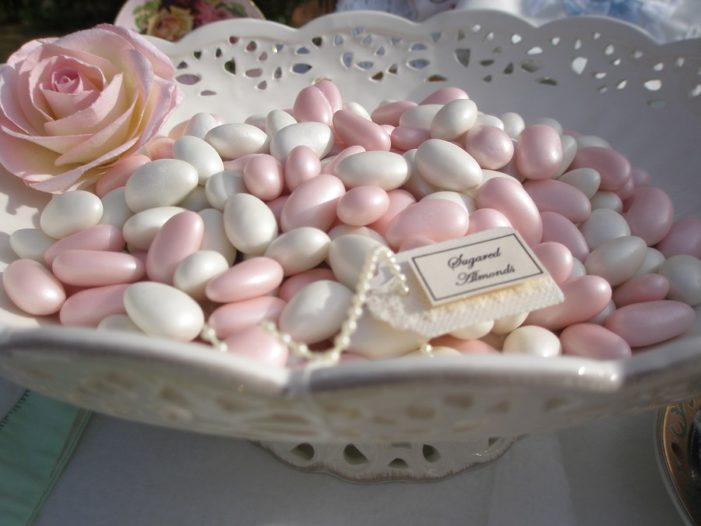 Sugared Almonds Prove To Be a Sweet Success For Wedding Favours Company
