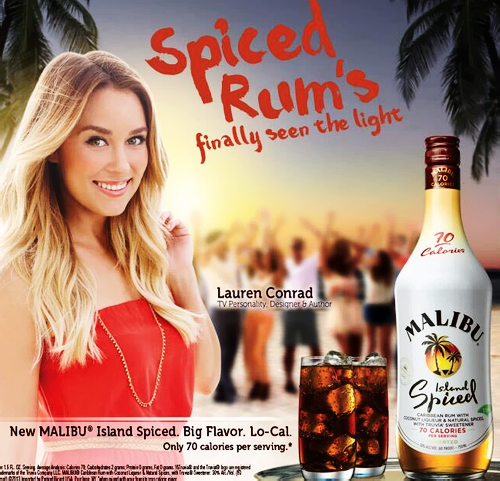 Malibu Introduces the Brighter Side of Spiced