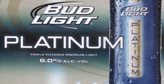 Bud Light Platinum Launches New Reclosable Aluminum Bottle In Las Vegas