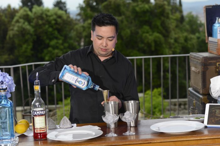 Canadian in The Mix to be Named World's Most Imaginative Bartender