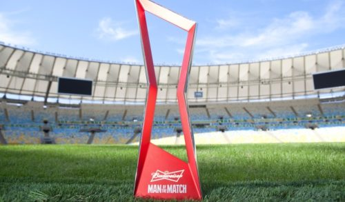 Budweiser Kicks Off Man of the Match Program For FIFA Confederations Cup 2013