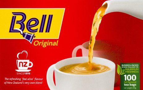 Whybin\TBWA New Zealand Wins Bell Tea