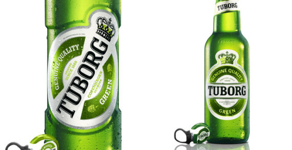 New Look For Tuborg