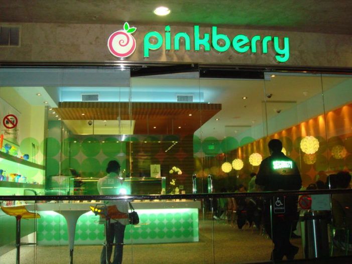 Pinkberry Launches New Greek Yogurt Smoothies