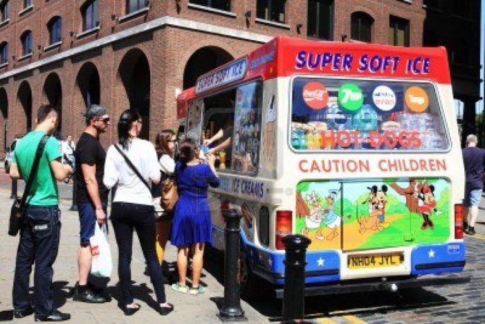 Heatwave Boosts Ice-Cream Makers After 2012 Washout
