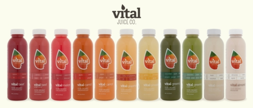 Vital Juice Introduces Locally-Crafted Juices For Seattleites