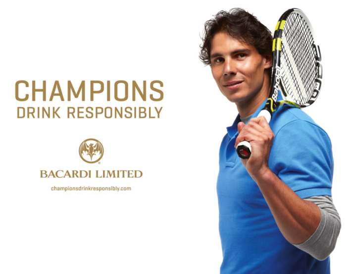 Bacardi & Rafael Nadal Serve-up an Exclusive Party For Fans in Spain