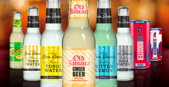 New Soft Drink Range Launches In The UK