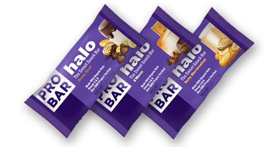 Probar Launches New Nutrition Bar Packaging & Branding Designed By Struck