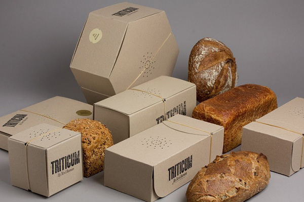 Custom Designed Packaging For Different Types Of Bread
