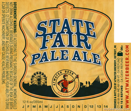 Atwater Brewery & Meijer Team Up On New 'State Fair Pale Ale'