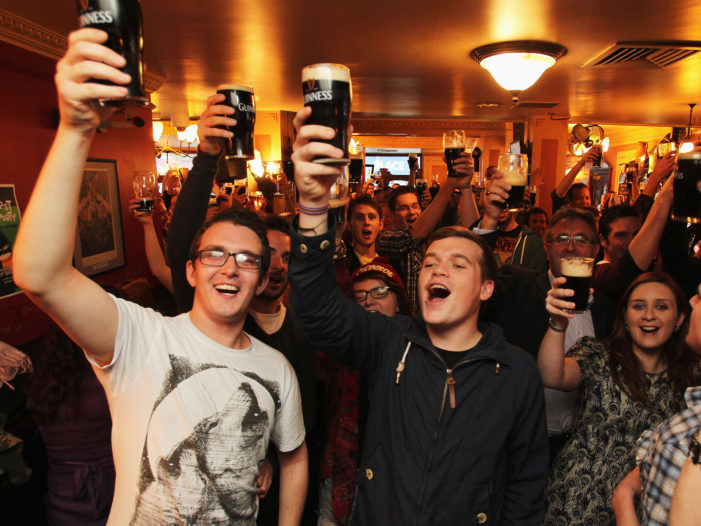 Brits Warm-up to Pubs Again, But May Not Know How Much They Are Drinking