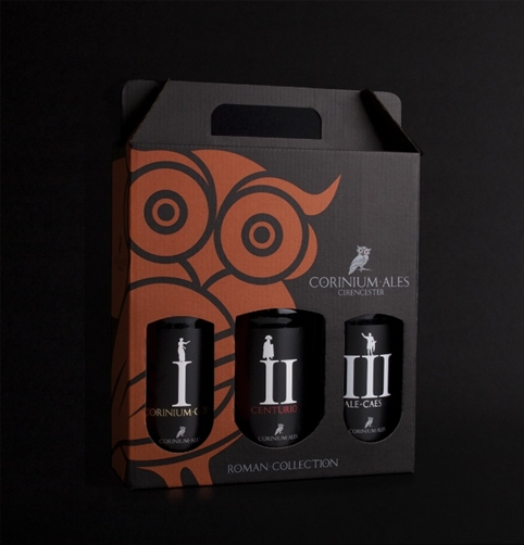 'Ale Caesar' – Roman-branded Corinium Ales