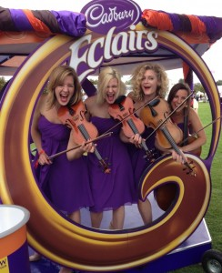Cadbury Eclairs Celebrates New Flavours With Experiential Music Roadshow