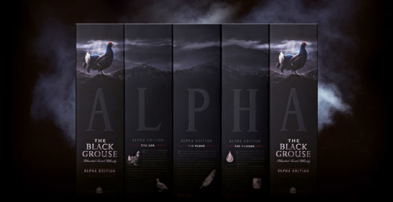 Taxi Studio Give The Black Grouse Alpha Edition a New look