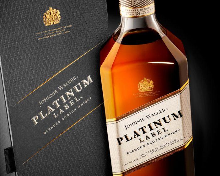 Johnnie Walker Introduces New Platinum Label