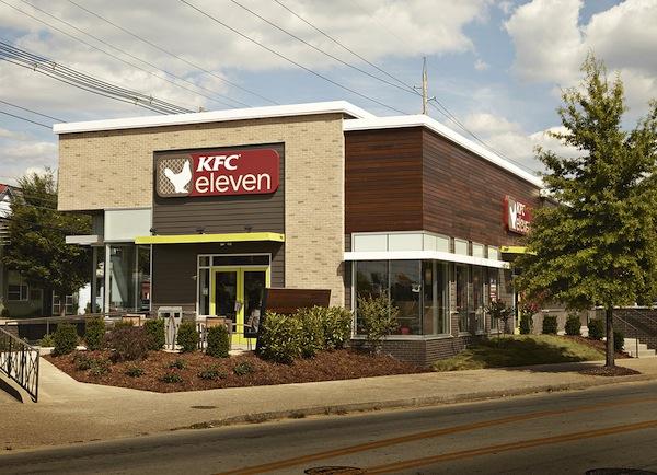 KFC Opens New Casual Dining Restaurant, 'Fried Chicken Bucket' Not On Menu