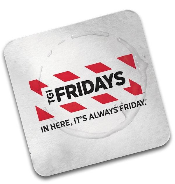 T.G.I. Friday's Unveils New Logo