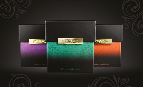 BrandOpus Creates Twinings Signature Blends Range