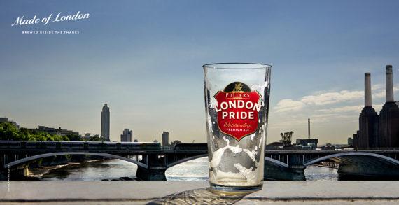 London Pride Launches Series of Ads Celebrating Brand's History & Heritage