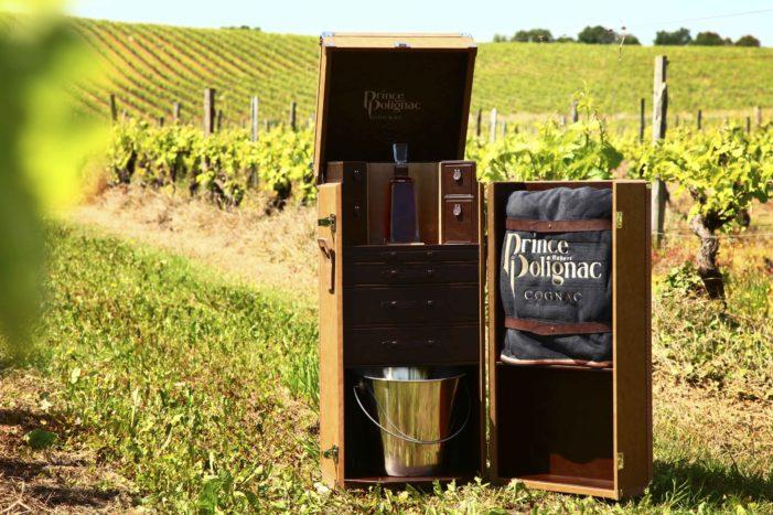 Cognac Prince Hubert De Polignac: A Giant Leap For A Great Cause